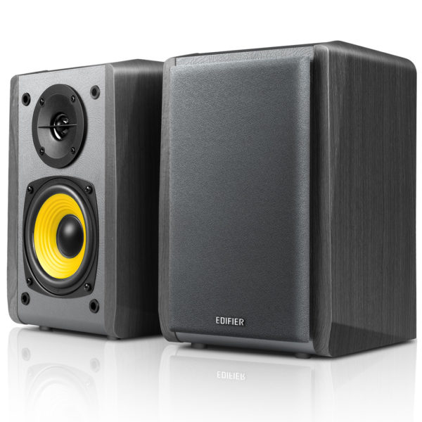Edifier R1010BT 20 Bookshelf Speaker With Bluetooth Black