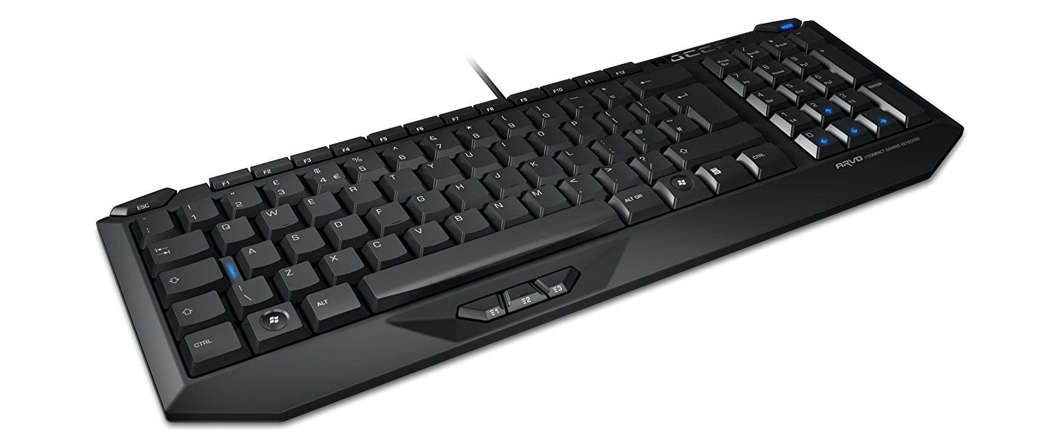 75a9e475a61 Roccat Arvo Compact Gaming Keyboard - Storm Computers Cannington