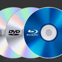 DVD/CD/BLURAY Media