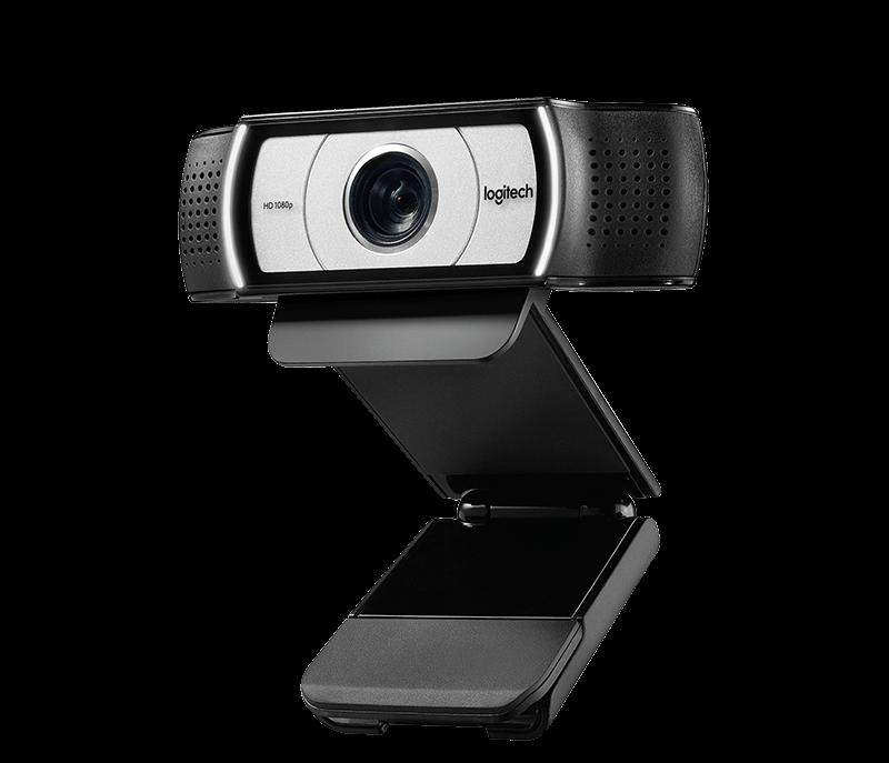 Logitech C930c 1080p Hd Video Webcam 90 Degree Extended View Skype Certified Microphone Black Storm Computers Cannington