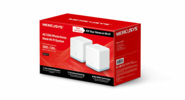 One Unified Network, whole-home WIFI coverage with Mercusys